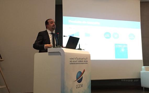 لقاء تواصلي شارك في تنظيمه الاتحاد العام لمقاولات المغرب وصندوق الضمان المركزي لفائدة المقاولات.